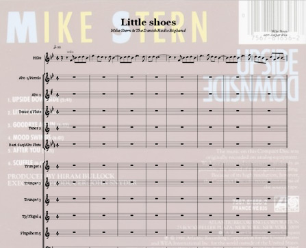 Preview Little shoes Bigband Score here