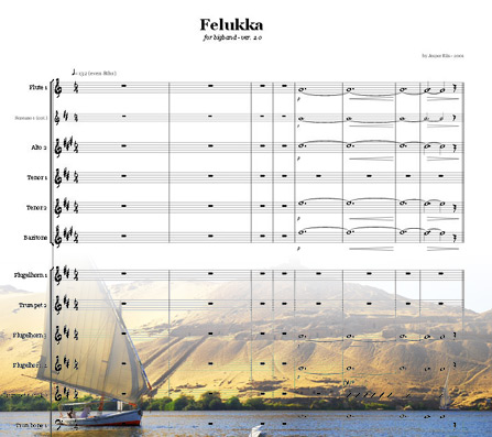 Preview Felukka Bigband Score here