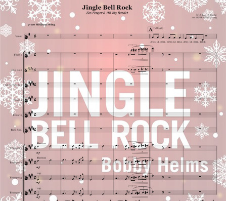 Preview Jingle Bell Rock Bigband Score here