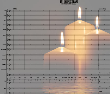Preview In Memoriam Bigband Score here