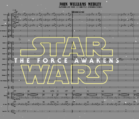 Preview John Williams Medley Bigband Score here