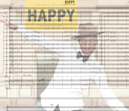 Preview Happy Bigband Score here